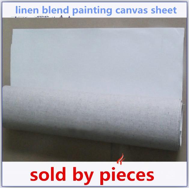 [해외]좋은 질감 손으로 그린 흰색 colore 빈 그림 캔버스 조각 5 조각/좋은 질감 손으로 그린 흰색 colore 빈 그림 캔버스 조각 5 조각