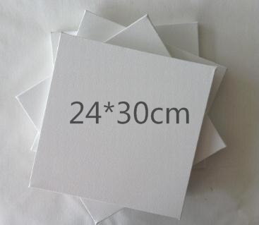 [해외]24*30 cm 캔버스 프레임 100% 코 튼 뻗어 캔버스/24*30 cm 캔버스 프레임 100% 코 튼 뻗어 캔버스