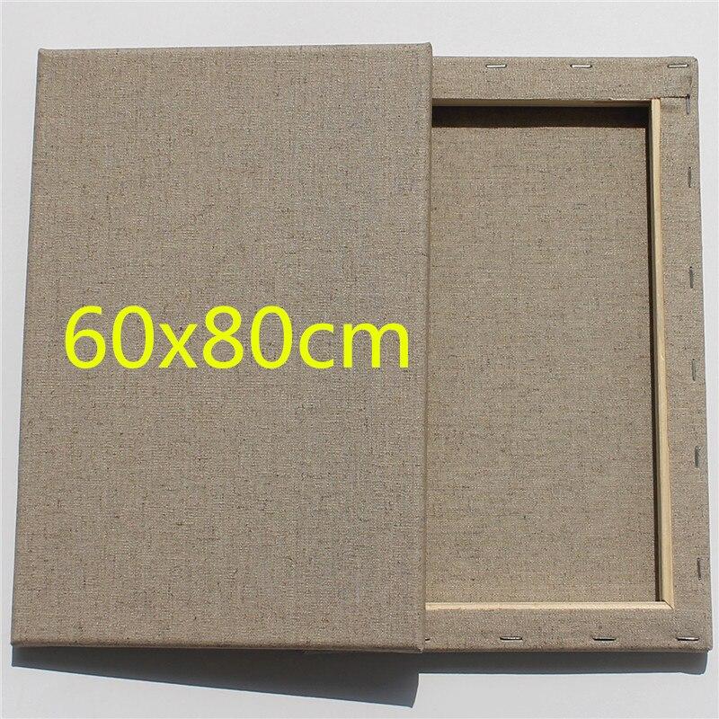 [해외]60x80cm linen color stretched canvas for artist painting/60x80cm linen color stretched canvas for artist painting