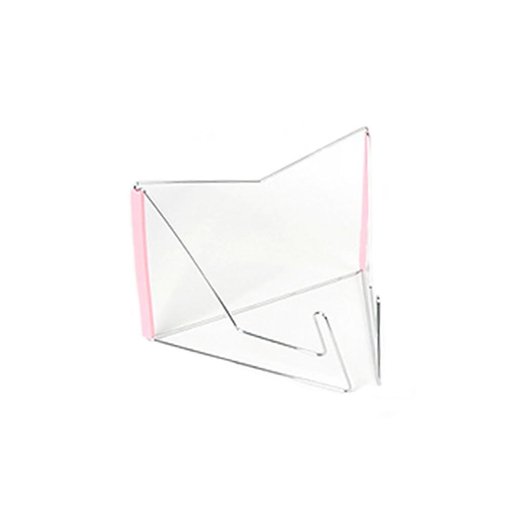 [해외]Notebook Storage Multifunction Adjustable Angle Base Reading Holder Stainless Steel Bookends Document Book Stand Foldable/Notebook Storage Multifu
