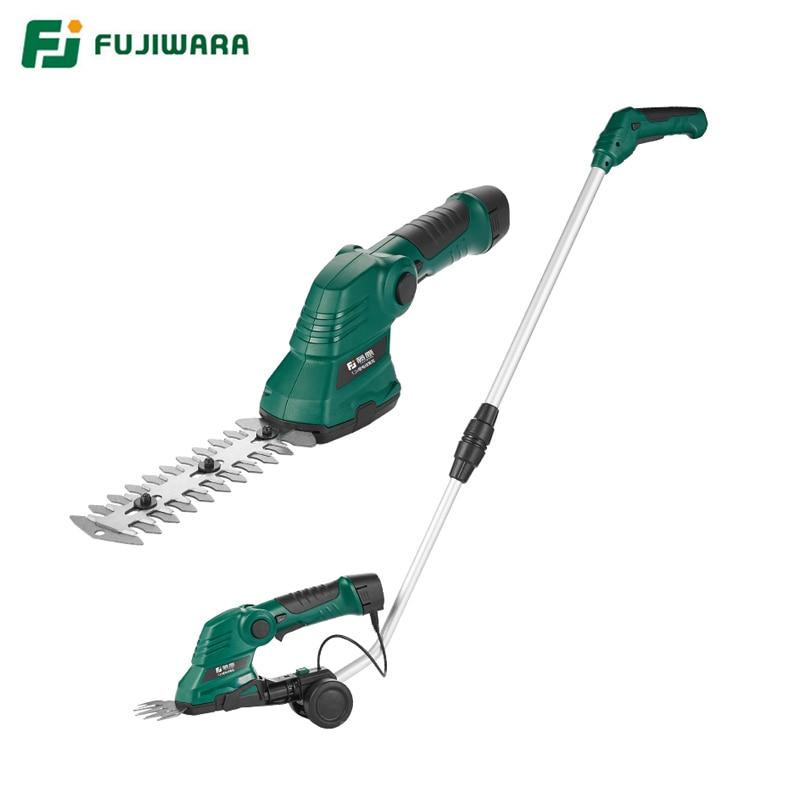 [해외]FUJIWARA Garden Lawn Hedge Trimmer Pruning  Electric Weeder Rechargeable Fence Scissors Gardening Tools/FUJIWARA Garden Lawn Hedge Trimmer Pruning