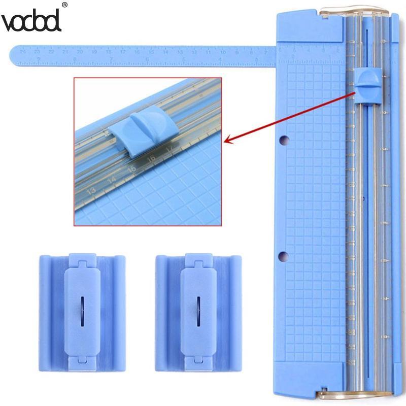 [해외]New Portable A4 Precision Paper Card Art Trimmer Photo Cutter Cutting Mat Blade School Office Cut Kit Supplies Stationery Gift/New Portable A4 Pre