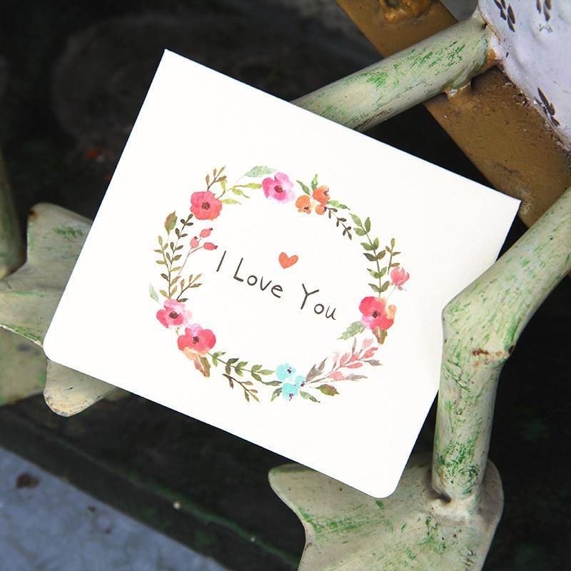 [해외]5pcs 크리 에이 티브 어버이 날 인사말 카드 생일 축복 카드 맞춤형 유니버설 감사합니다 카드 발렌타인 데이 카드/5pcs  Creative Mother`s Day Greeting Card Birthday Blessing Card Customizable Uni