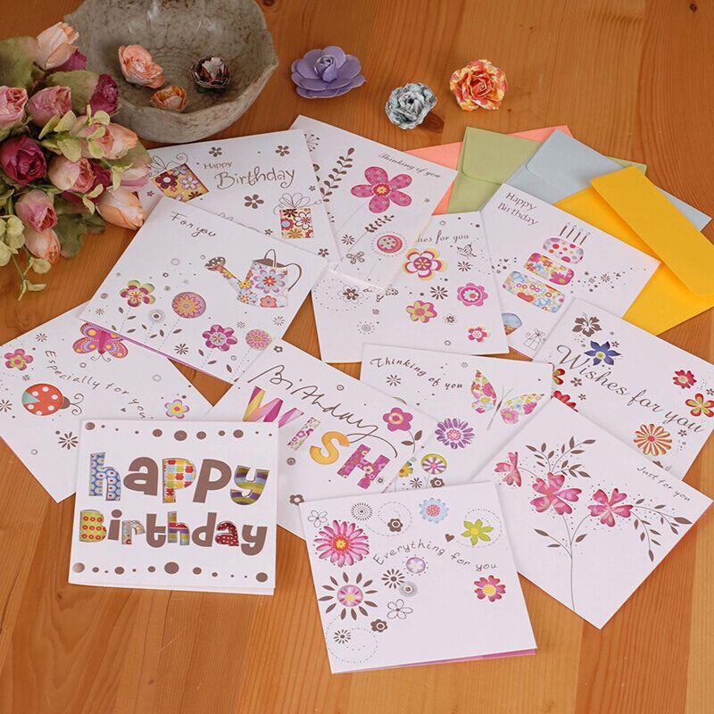 [해외]5 pcs 크리 에이 티브 openwork 인사말 카드 꽃 나비 생일 인사말 카드 미니 감사 카드 봉투 세트/5 pcs 크리 에이 티브 openwork 인사말 카드 꽃 나비 생일 인사말 카드 미니 감사 카드 봉투 세트