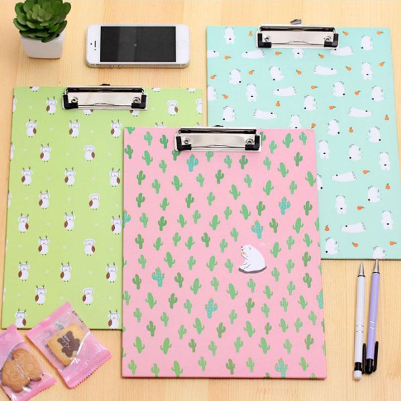 [해외]편지지 신선한 꽃 A4 폴더 쓰기 패드 폴더 학생 쓰기 패드 폴더 드로잉 쓰기 패드 학교 Office 액세서리/Stationery Fresh Floral A4 Folder Writing Pad Folder For Student Writing Pad Folder
