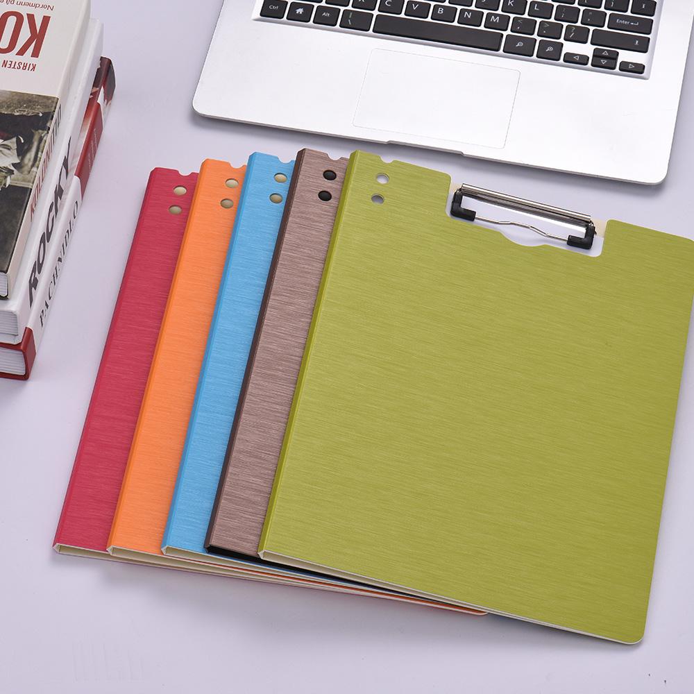 [해외]A4 대상 클립 보드 파일 폴더 주최자 문서 홀더 쓰기 패드 Padfolio 포트폴리오 도구 Office 학교 홈 선물/A4 Covered Clipboard File Folder Organizer Documents Holder Writing Pad Padfoli